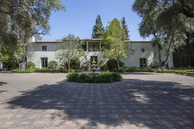 San Marino Single Family Home Active Under Contract: 1883 Orlando Road
