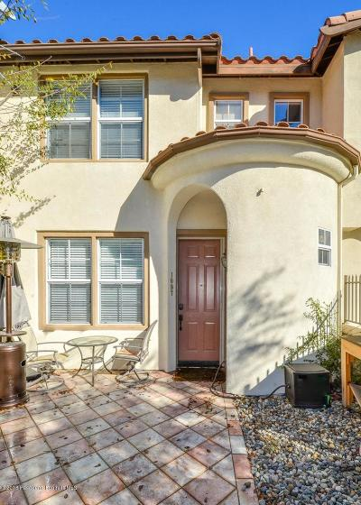 Pasadena Condo/Townhouse For Sale: 1097 Rosewalk Way