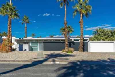 Palm Springs CA Single Family Home For Sale: $695,000