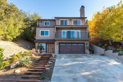 Calabasas Single Family Home For Sale: 3540 Pansy Drive