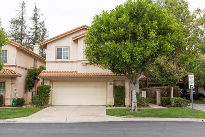Azusa Condo/Townhouse Active Under Contract: 731 Orchard Loop