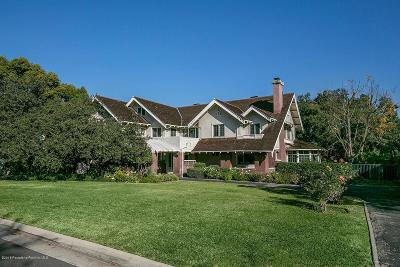 Los Angeles County Single Family Home For Sale: 1460 Avonrea Road