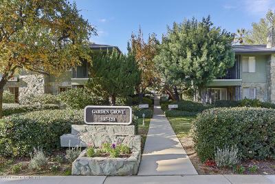 Pasadena Condo/Townhouse For Sale: 1201 South Orange Grove Boulevard