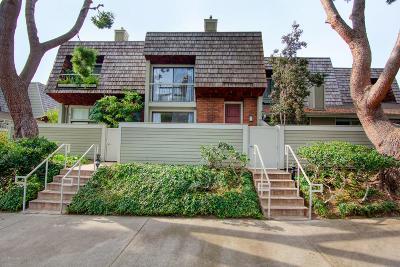 Marina Del Rey Condo/Townhouse For Sale: 4329 Redwood Avenue #4