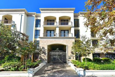 Pasadena Condo/Townhouse For Sale: 333 North Hill Avenue #206