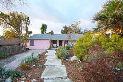 Altadena Single Family Home For Sale: 3483 Glenrose Avenue