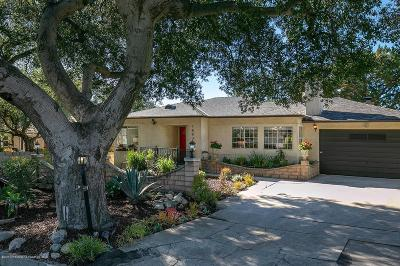Altadena Single Family Home For Sale: 1807 North Altadena Drive