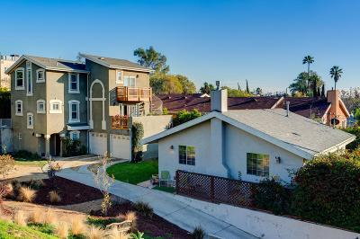Los Angeles Single Family Home For Sale: 1652 North Hoover Street