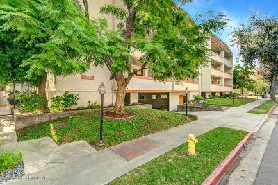 Pasadena Condo/Townhouse For Sale: 2444 East Del Mar Boulevard #313