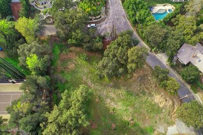 La Canada Flintridge Residential Lots & Land For Sale: 4272 Hampstead Road