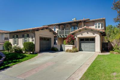 Altadena Single Family Home For Sale: 3759 North Hollingsworth Road