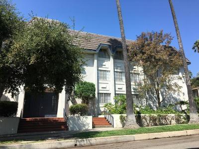 Pasadena Condo/Townhouse For Sale: 497 South El Molino Avenue #106