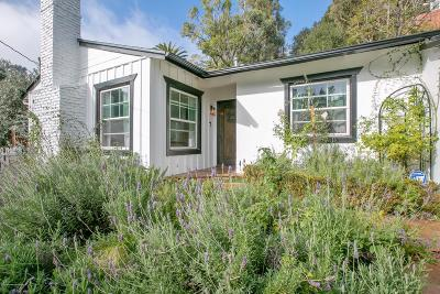 Single Family Home For Sale: 8570 Appian Way