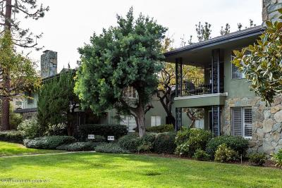 Pasadena Condo/Townhouse For Sale: 1203 South Orange Grove Boulevard