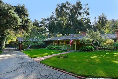 La Canada Flintridge CA Single Family Home For Sale: $3,385,000