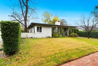 La Canada Flintridge CA Single Family Home Active Under Contract: $1,050,000