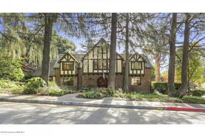 La Canada Flintridge CA Single Family Home Active Under Contract: $2,799,000