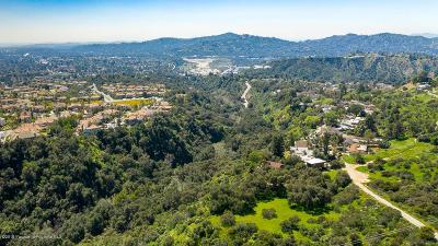 Altadena Residential Lots & Land For Sale: 4700 Rising Hill Road