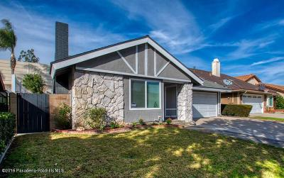 Anaheim Single Family Home Active Under Contract: 7663 East Northfield Avenue