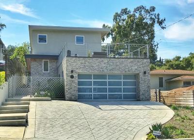 South Pasadena Single Family Home For Sale: 1233 Brunswick Avenue