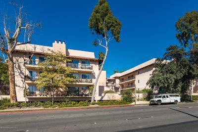 Pasadena Condo/Townhouse Active Under Contract: 1127 East Del Mar Boulevard #437