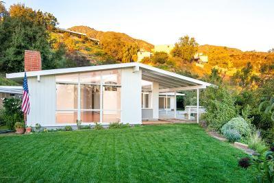 Pasadena Single Family Home Active Under Contract: 2033 Kinclair Drive