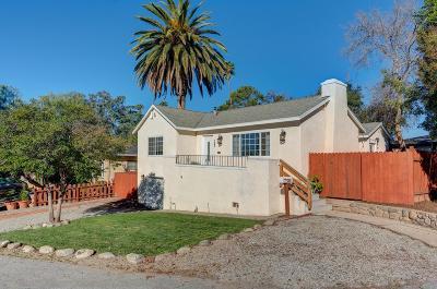 Pasadena Single Family Home Active Under Contract: 265 Plymouth Drive
