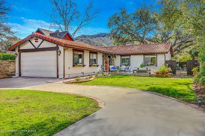Sunland Single Family Home Active Under Contract: 7944 Day Street