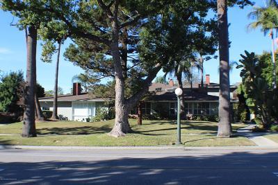 Pasadena Condo/Townhouse For Sale: 453 South Orange Grove Boulevard #7