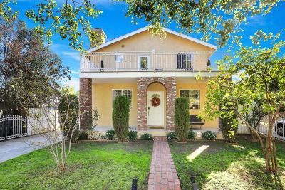 Pasadena Single Family Home For Sale: 630 East Rio Grande Street