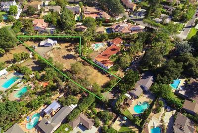 La Canada Flintridge Residential Lots & Land For Sale: 5107 Castle Road