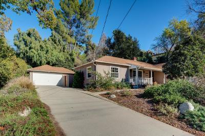 Pasadena Single Family Home Active Under Contract: 710 North Pasadena Avenue