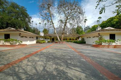 San Marino Single Family Home For Sale: 2134 South Oak Knoll Avenue