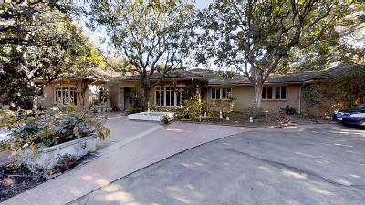 San Marino Single Family Home For Sale: 820 Oxford Road