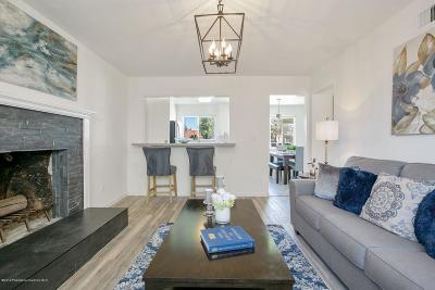 Pomona Single Family Home Active Under Contract: 2946 Gladstone Street