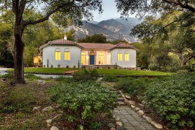 Altadena Single Family Home Active Under Contract: 3130 Maiden Lane