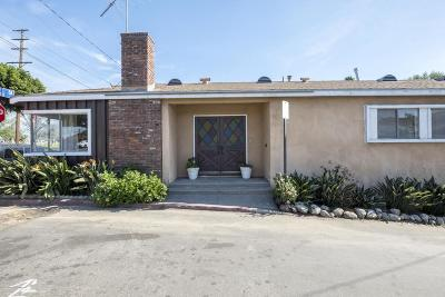Los Angeles Single Family Home For Sale: 104 Jullien Street
