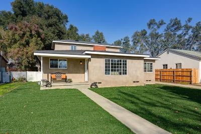 Pasadena Single Family Home For Sale: 1836 Kenneth Way