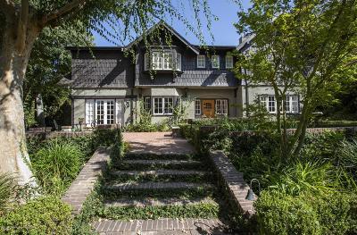 Pasadena Single Family Home For Sale: 487 West California Boulevard