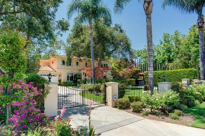 La Canada Flintridge CA Single Family Home For Sale: $3,695,000