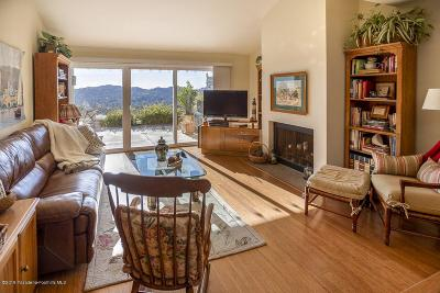 La Canada Flintridge CA Condo/Townhouse Active Under Contract: $1,089,000