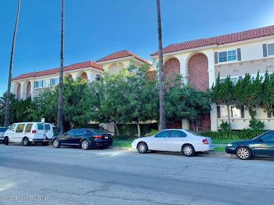 Glendale Condo/Townhouse Active Under Contract: 1344 5th Street #2