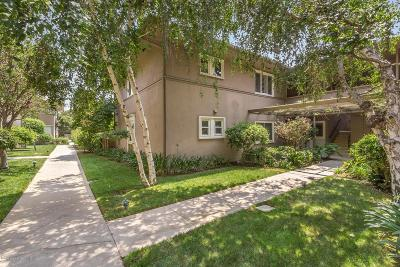 Pasadena Condo/Townhouse For Sale: 950 South Orange Grove Boulevard #C