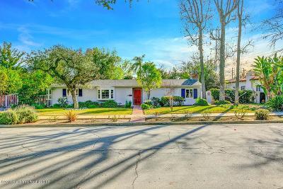 Pasadena Single Family Home Active Under Contract: 3316 Grayburn Road
