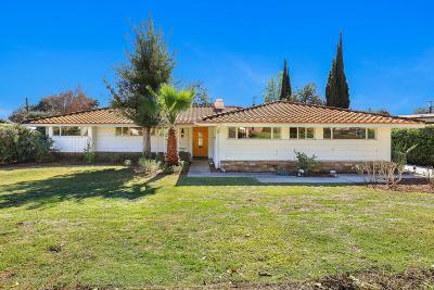 Pasadena Single Family Home Active Under Contract: 3810 Hampton Road