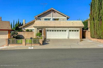 Montebello Single Family Home Active Under Contract: 705 North Juarez Street