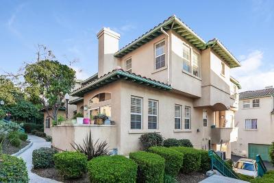 Los Angeles Condo/Townhouse For Sale: 3711 Baldwin Street #1502