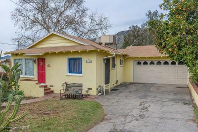 Tujunga Single Family Home For Sale: 11188 Tujunga Canyon Boulevard