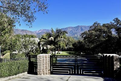 La Canada Flintridge CA Single Family Home For Sale: $6,788,000