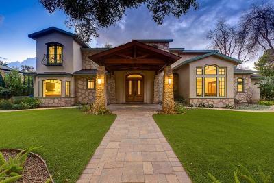 Pasadena Single Family Home For Sale: 333 South San Rafael Avenue